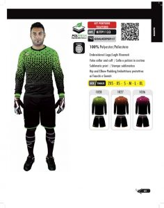 kit portar Trafford