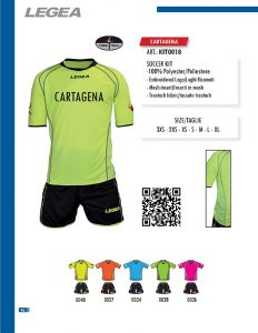 kit Cartagena