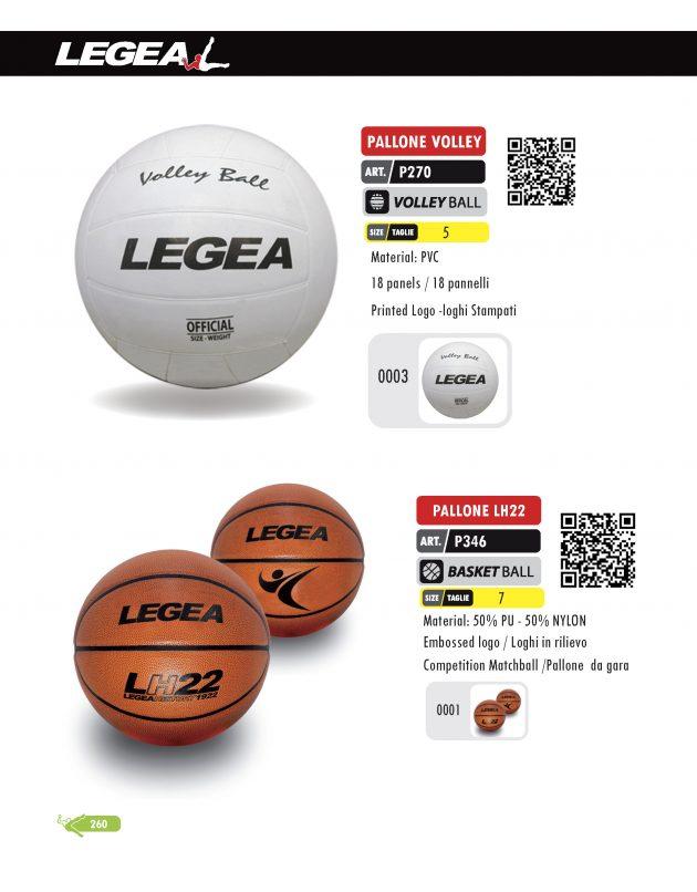 Mingi Volei & Basket Legea