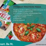 Pizza Proteica Fit4Day